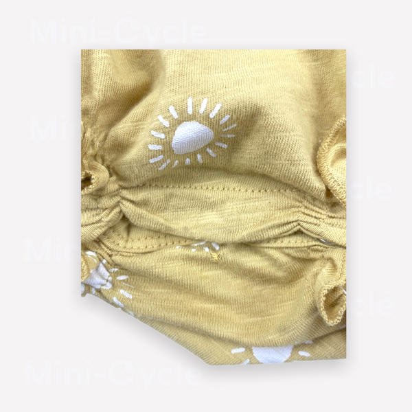 Re-Cycle Solid Honey Romper