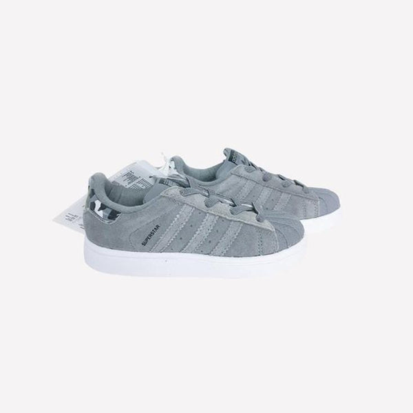 Adidas Shoes US 9 / New in Box Re-Cycle Grey Superstar ELI Shoes