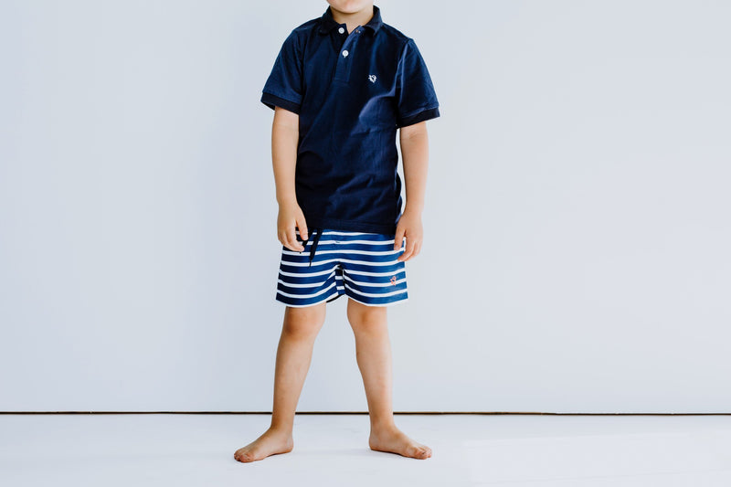 Birdz Swimwear 18-24m Hamptons Swim Shorts