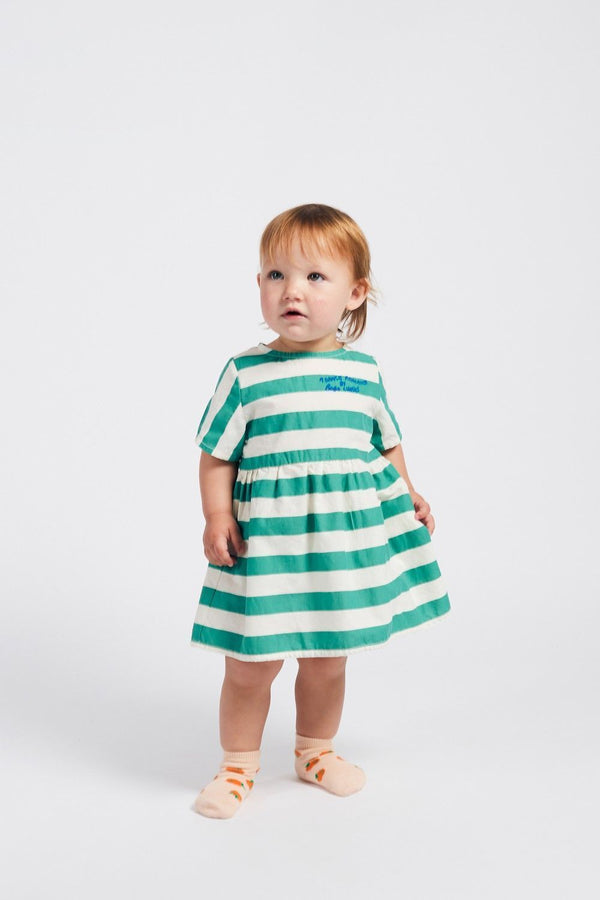 Bobo Choses Dress A Dance Romance Striped Dress