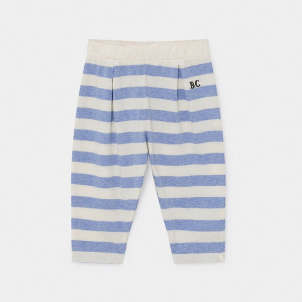 Bobo Choses Pants B.C. Striped Jersey Trousers