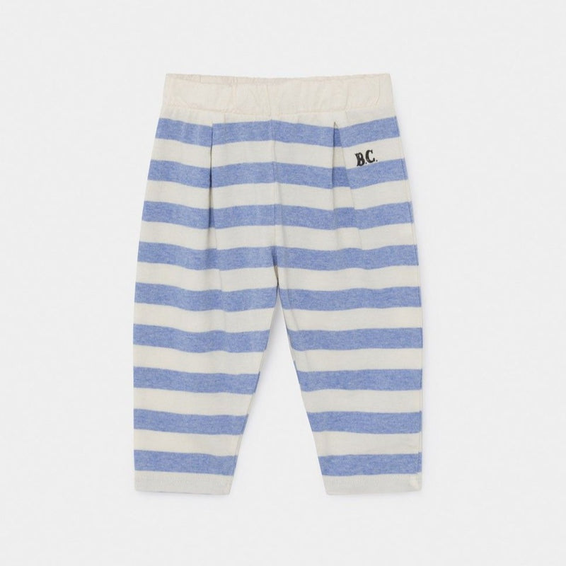B.C. Striped Jersey Trousers