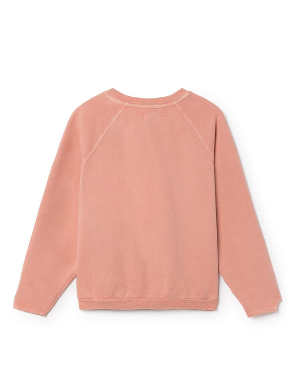 Bobo Choses Sweaters 8-9y Little Jane Raglan Sweatshirt - 8-9y