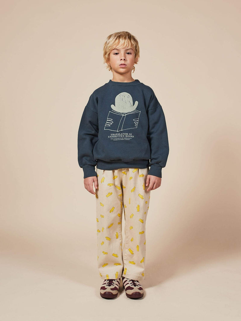 Bobo Choses Sweatshirt Translator Sweatshirt
