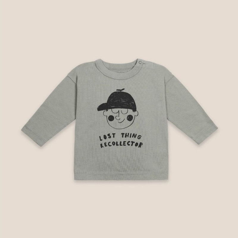 Lost Thing Recollector Long Sleeve Baby T-shirt