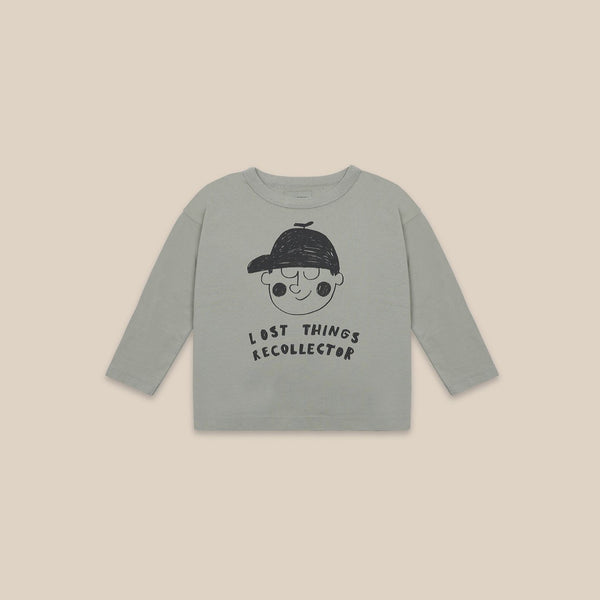Lost Things Collector Boy Long Sleeve T-shirt