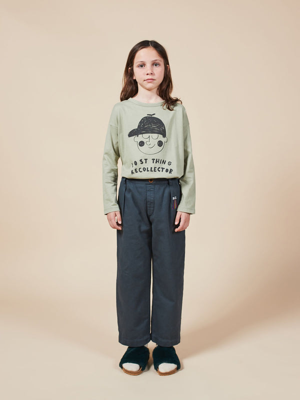 Bobo Choses T-Shirt Lost Things Collector Boy Long Sleeve T-shirt