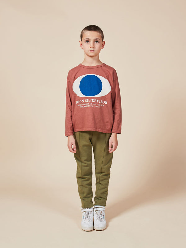 Bobo Choses T-Shirt Supervisor Long Sleeve T-shirt