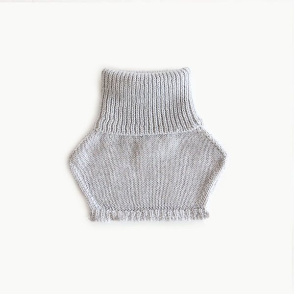 Caribou Neck Warmer O/S Neck Warmer - Light Grey