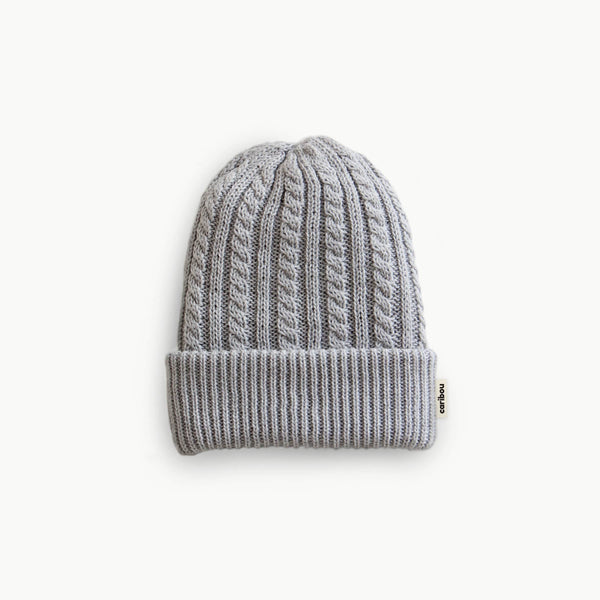 Caribou Tuque Tuque / Beanie - Light Grey