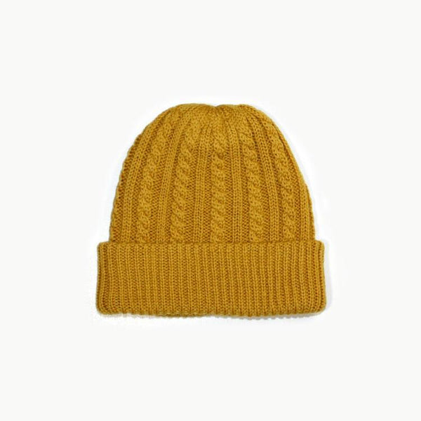 Caribou Tuque Tuque / Beanie - Mustard