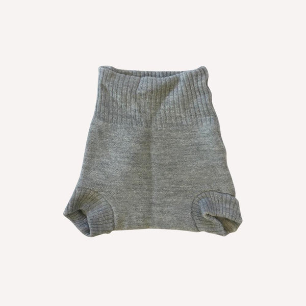 Disana Bloomers 2-3y / Preloved Re-Cycle Grey Wool Bloomers