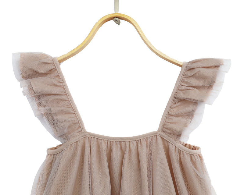 Donsje Dress Sil Dress - Soft Rose