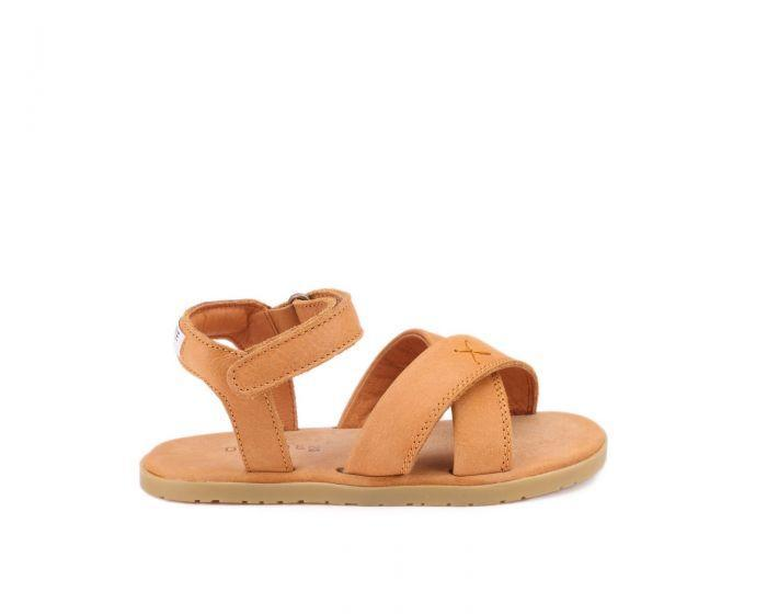Donsje Sandals Otis - Caramel Leather