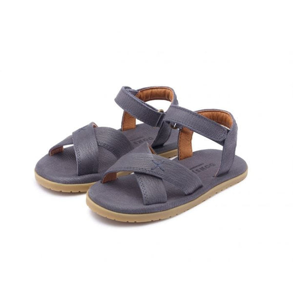 Donsje Sandals Otis Sandal - Stellar Blue Leather