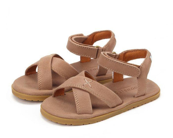 Donsje Sandals Otis - Taupe Leather