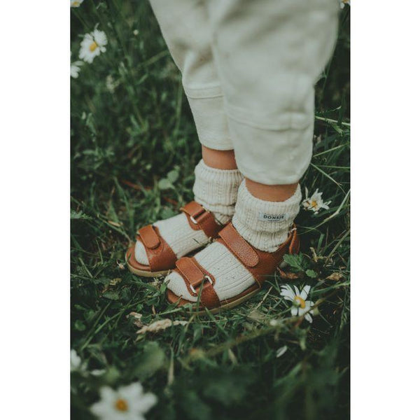 Donsje Sandals Topo Sandal - Cognac Leather