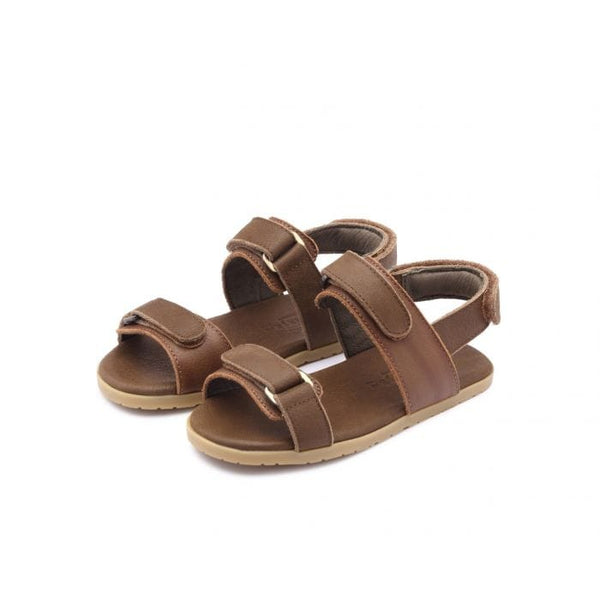 Donsje Sandals Topo Sandal - Forest Green Leather