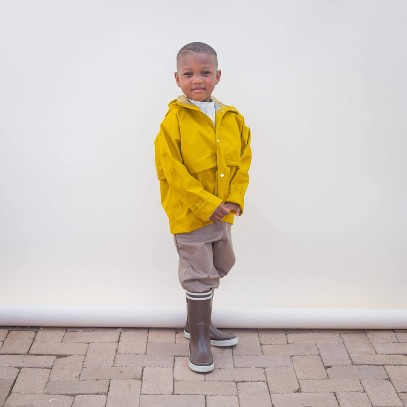 Faire Child Raincoat Faire Child Parachute Raincoat - Goldenrod