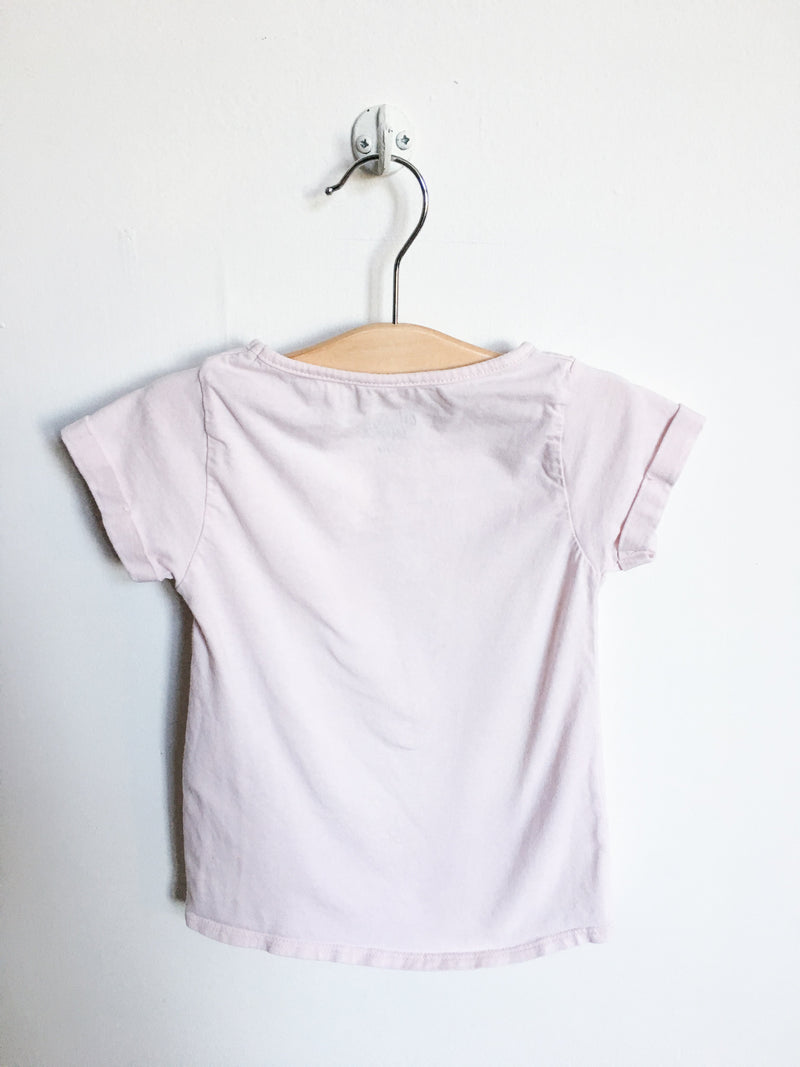 Galerie Lafayette Tops + Bodysuits 3T / Gently Used Re-Cycle Jolie Princesse Tee