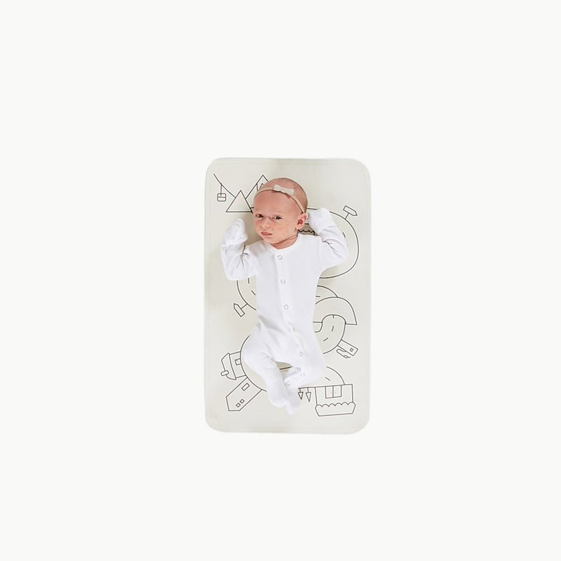 Gathre Changing Pad AJJ Canyon Micro Mat - AJJ Canyon