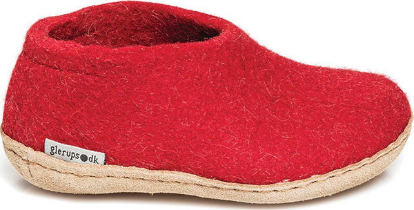 Glerups Shoes Shoes - Red