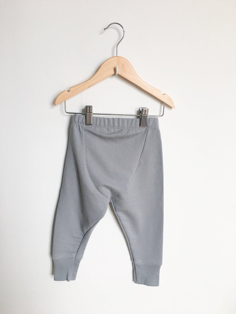 Go Gently Nation Bottoms 2y / New with Tag Re-Cycle Grey Jogging Pants