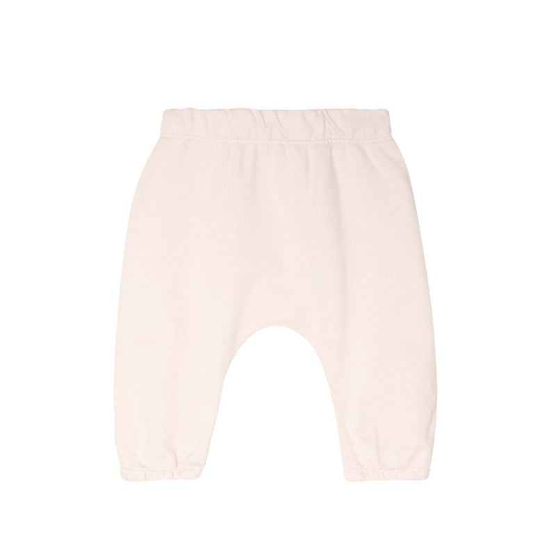 Go Gently Nation Pants French Terry Baby Pant - Pink Tint