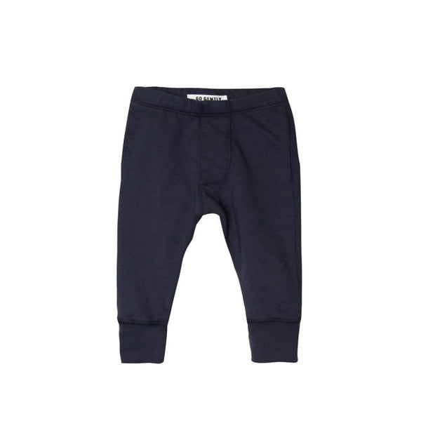 Go Gently Nation Pants Trouser with Pockets - Navy