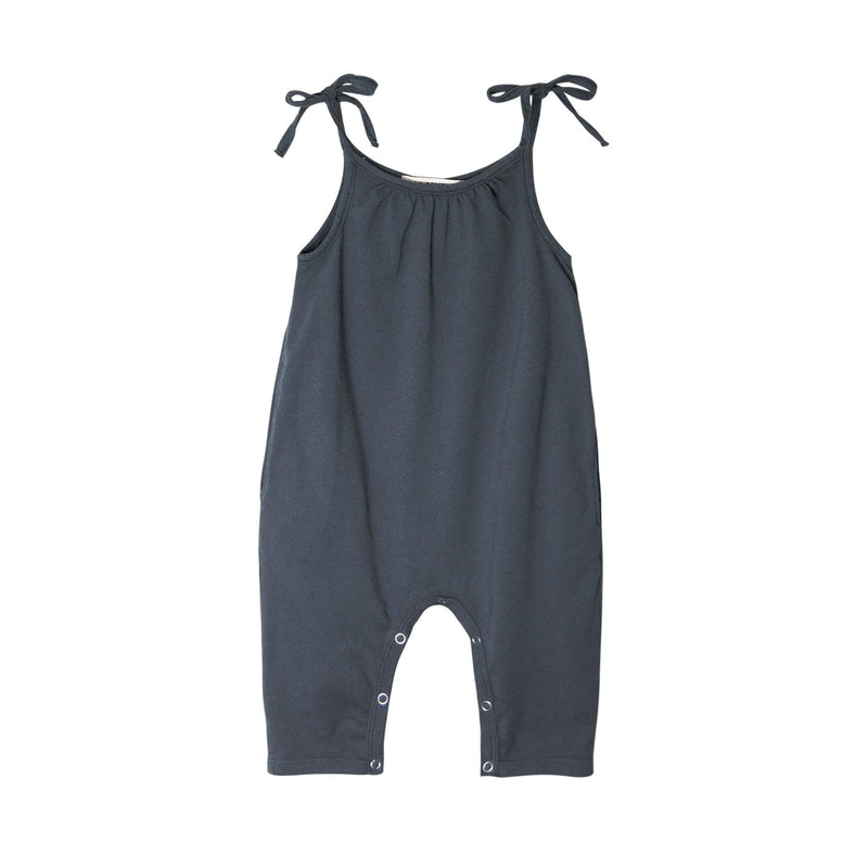 Go Gently Nation Rompers Jersey Jumpsuit - Indigo