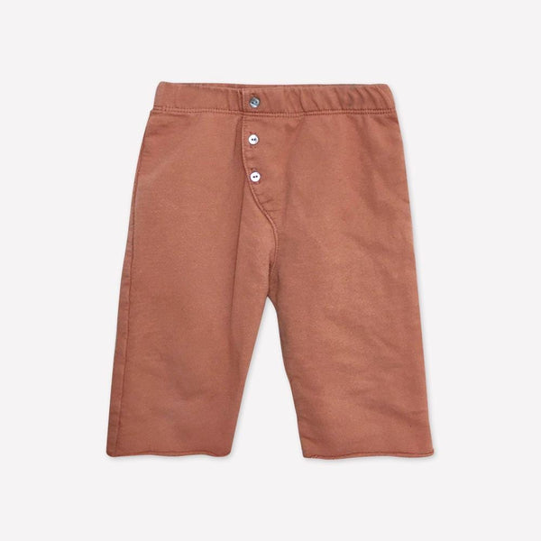 Go Gently Nation Shorts 2T / Preloved Re-Cycle Solid Orange Shorts