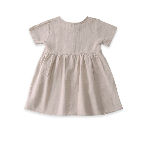 Go Gently Nation Tops + Bodysuits Short Sleeve Prairie Dress