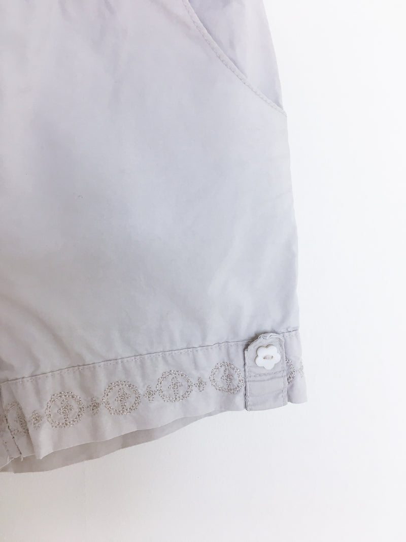 Grain de Blé Shorts 18m / Gently Used Re-Cycle Beige Shorts