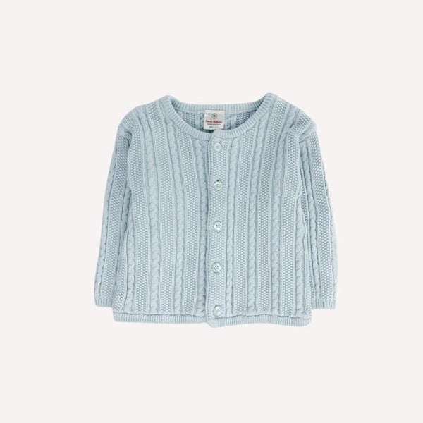 Hanna Andersson Cardigan 1-1.5y / Like New Re-Cycle Solid Blue Cardigan
