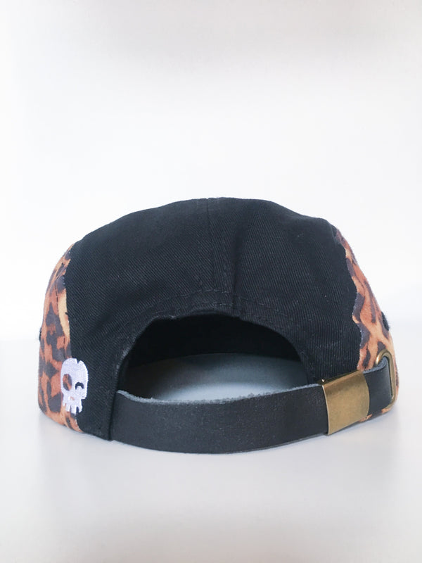 Headster Kids Accessories 48cm / Gently Used Re-Cycle Cheetah Cap