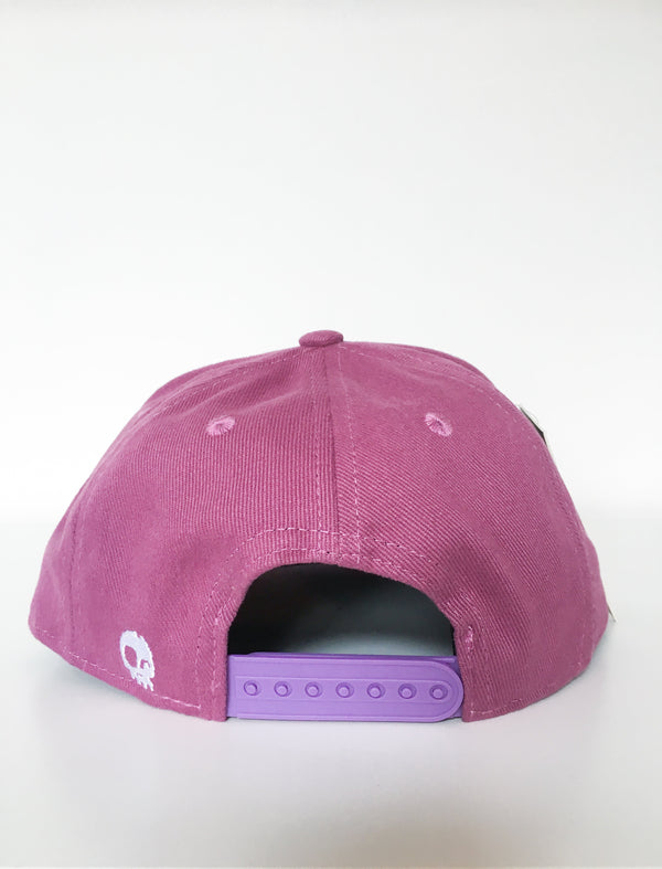 Headster Kids Accessories 56cm / New with Tag Re-Cycle Plum Cap