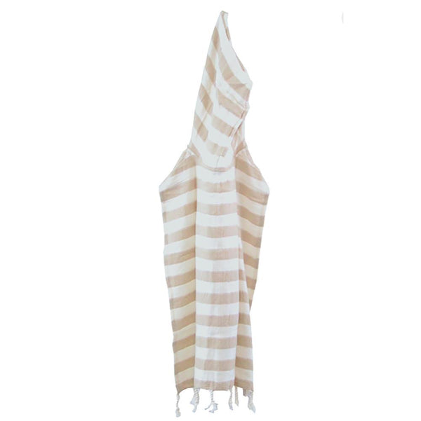 House of Jude Accessories Fawn Children's Poncho Turkish Towel