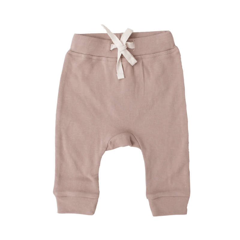 Illoura Pants Drawstring Pant - Hazelnut