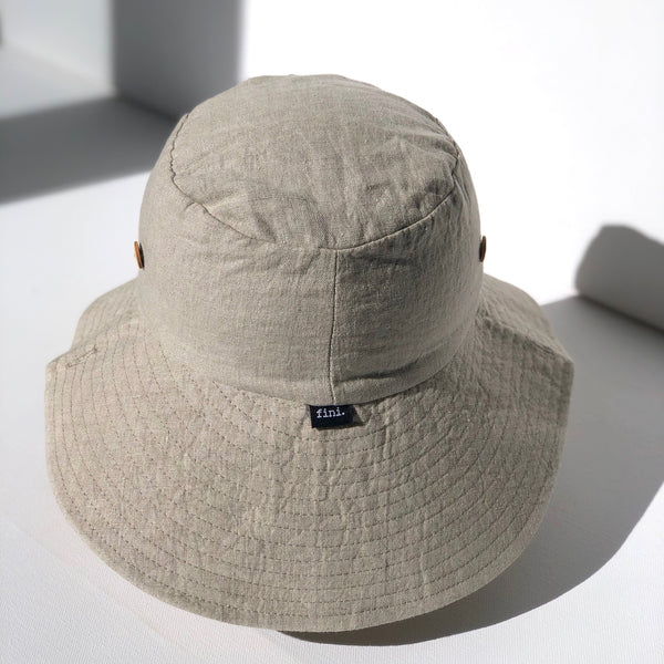 Sailor Hat - Linen