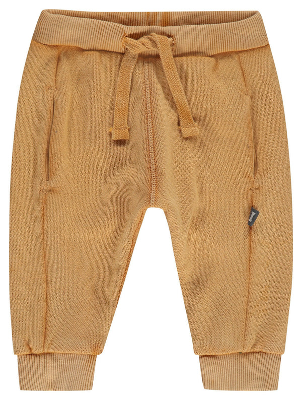 Imps&Elfs Bottoms 3-6m Gold Sweatpants