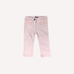 Jacadi Pants 18m / Like New Re-Cycle Solid Pink Pants