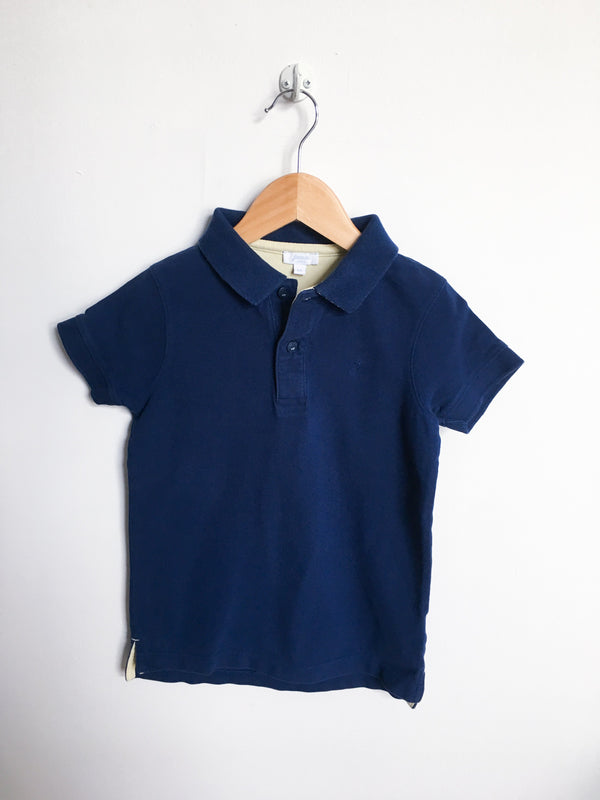 Jacadi Shirts 6y / Gently Used Re-Cycle Classic Navy Polo