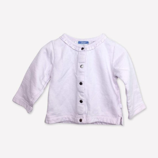 Re-Cycle Light Pink Cardigan