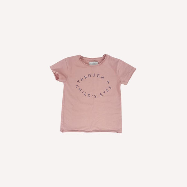 Jax & Hedley T-Shirt 3-4y / Like New Re-Cycle Graphic Pink T-Shirt