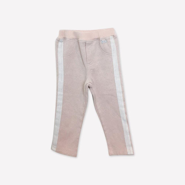 Kenzo Pants 18m / Preloved Re-Cycle Pink Sweatpants