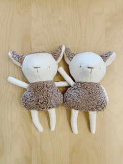 Kiou Kiout Toys Plush Toy - Lamb