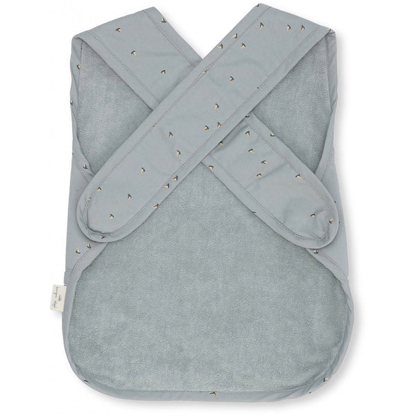 Konges Sloejd Bibs One Size Comea Big Bib - Mille Marine French Blue