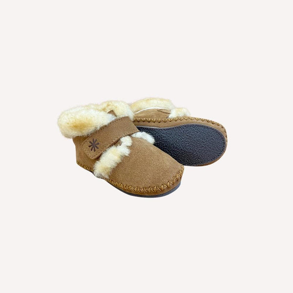 L.L. Bean Slippers US 5 / New Re-Cycle Shearling Slippers