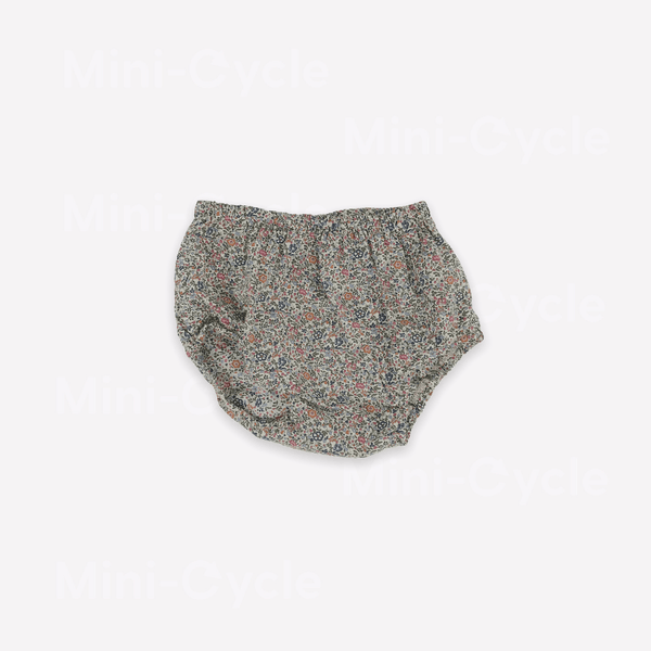 Les Petites Natures Bloomers 12-18m / Like New Re-Cycle Floral Bloomers