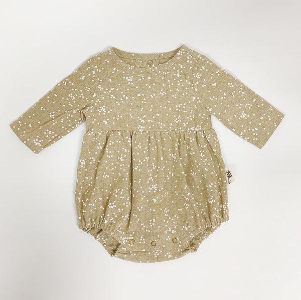 Les Petites Natures Rompers Romper - Winter Fawn